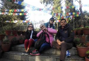1 Day Hike with Yoga and Meditation in Kathmandu