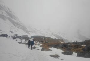 Annapurna Base Camp Trek for Visit Nepal 2020