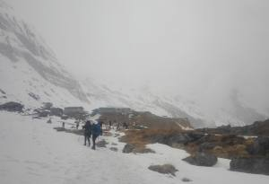 Annapurna Base Camp Trek in Winter 2019-2020 for the Incredible Himalayan Excursion in Nepal