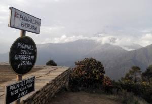 Annapurna Poon Hill Trekking in 3 Days (Pokhara-Poon Hill-Ghandruk-Pokhara)