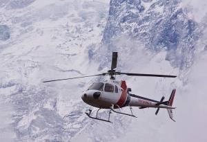 Best Helicopter Tour Operator in Nepal