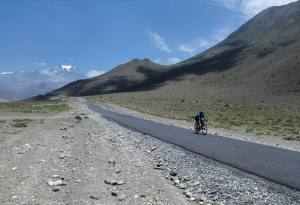 Bike and Hike at (Upper) Mustang Nepal: A Wonderland for the Mountain Biking/Cycling