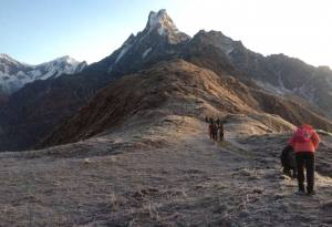 Cheap and Best, Unique, Outstanding and Short Trekking in Annapurna: Mardi Himal Trek in Nepal 2019-2020