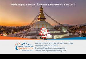 Christmas and New Year Offer: Tours, Trekking and Jungle Safari in Nepal
