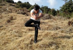 Day Hike in Kathmandu with Yoga and Meditation