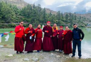 Dhumba Lake in Mustang: A wonderful side trip in Jomsom Muktinath Jeep Tour
