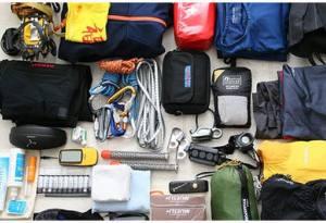 Equipment for Easy Trekking in Nepal