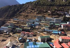 Salleri to EBC Trekking in Nepal