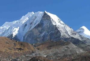 Everest Base Camp Trek with Island Peak Climbing