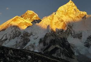 Everest base Camp Trekking via Salleri Using Jeep Transportation from Kathmandu Avoiding Lukla Flight