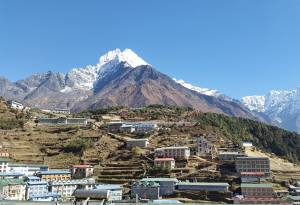 Everest Trail Race from New Route 2019