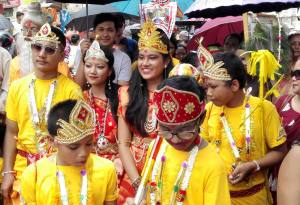Gai Jatra Special 2017 in Kathmandu