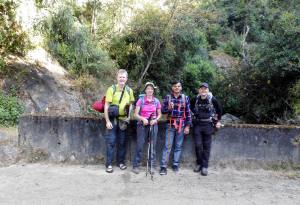 Group Tours and Trekking in Nepal