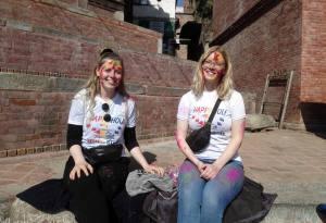 Happy Holi 2021 (2077) in Kathmandu Nepal | Major Festivals in Nepal | Nepal Kameleon Holidays