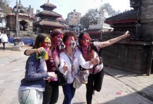 Happy Holi  Festival 2075 (2019) in Nepal (Kathmandu): Major Highlights