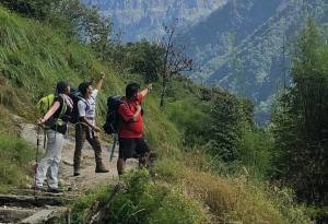Hire a Professional Tour, Hiking and Trekking Guide in Nepal