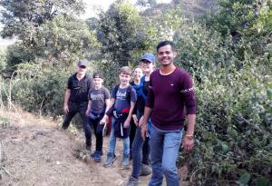 Holiday with Kids in Nepal