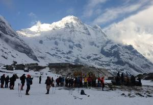 Hotels/Lodges at Annapurna Base Camp (ABC) are Reopened from Aug, 2019