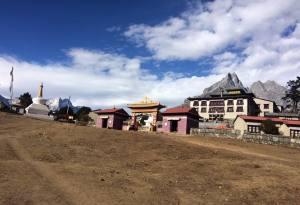 Hurray! Book Everest Mani Rimdu Festival Trekking in November 2019