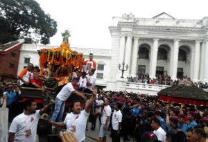 Indra Jatra Festival 2018 in Kathmandu