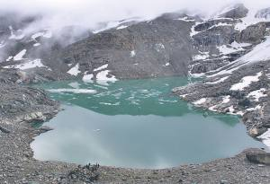 Kajin Sara Lake (5002m) in Manang- Regarded as the Highest Located Lake in the World