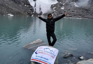 Kajin Sara Lake (Singar Lake) Trek: Hike to the World's Highest Located Lakes in the World