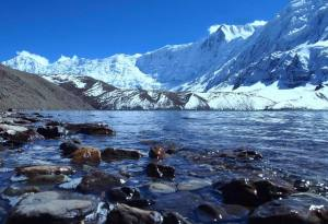 Tilicho Lake (4919 meters)