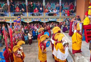 Mani Rimdu Festival Trek and Tour 2018 on the Way to Everest Base Camp