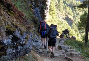 Marijuana Holiday Trekking in Nepal