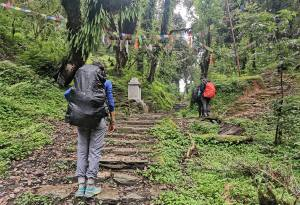 Monsoon Trek in Annapurna Poon Hill: An Amazing Excursion with Beautiful Countryside Scenery