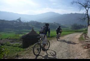 Nagarkot Mountain Bike Tour-01 Night/02 Days for the Amazing Experience with the Himalayan Views