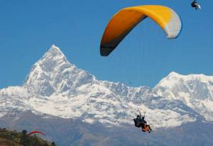 Paragliding Experience in Pokhara: Do not Miss this Adventure Flight from Sarangkot