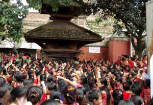 Special Festival for Women- Teej, a Tradition of Fasting and Entertaining