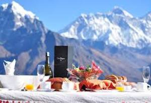 Trendy Tour in Everest: Everest Base Camp Wedding Tour and Everest Breakfast Tour