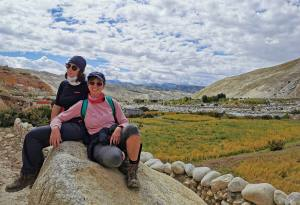 Upper Mustang Lomanthang Muktinath Jeep Tour