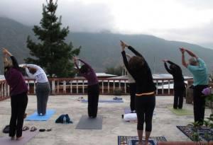 Wonderful Yoga Trekking in Nepal