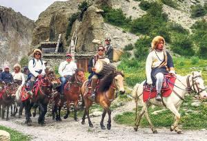 Yartung Festival in Ranipauwa Muktinath-Mustang