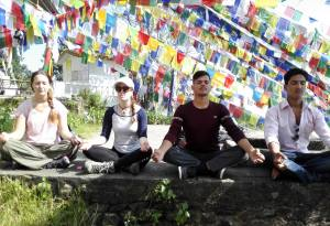 Yoga Meditation Tours and Trekking in Nepal: Come to Nepal as a Tourist and Go Back to Your Country as a Yogi