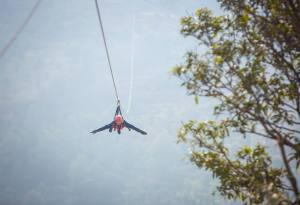 Zipline (Superman Fly) Dhulikhel Every Day Departure from Kathmandu (Thamel): Cost and Itinerary and Contact