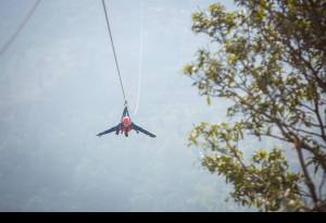 Zipline Superman Fly Khawa Dhulikhel: Booking Info Cost and Details