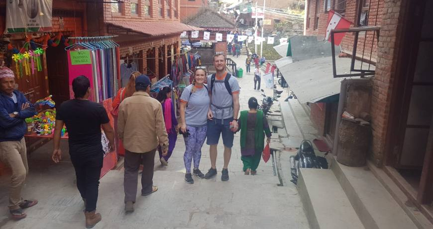 Exploring Around the Changu Narayan Temple