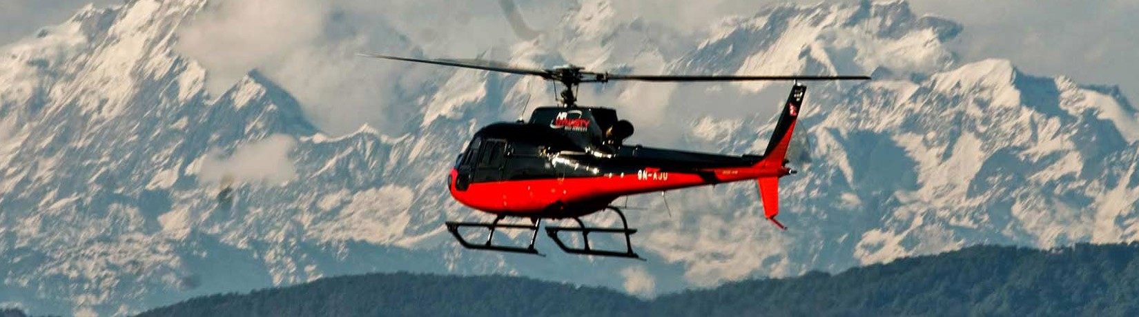 Helicopter Tours and Treks