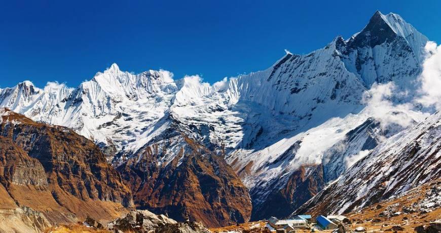 Annapurna Base Camp 4130 Meters