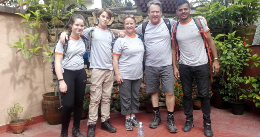 Nagarkot Day Hike with a Storytelling Guide of Nepal Kameleon Holidays