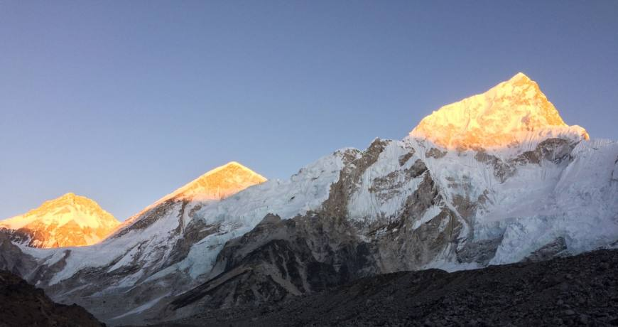 Everest Himalayan Scenery