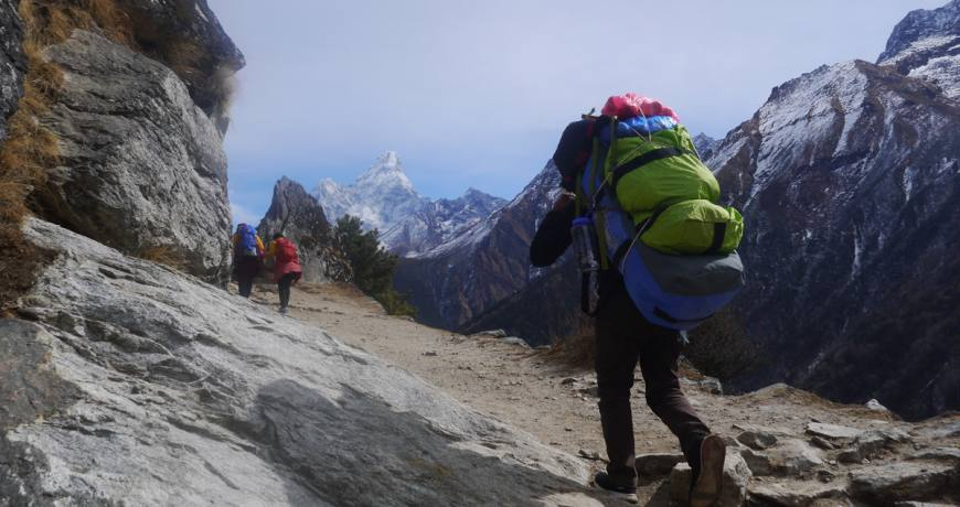 Everest Trekking Info