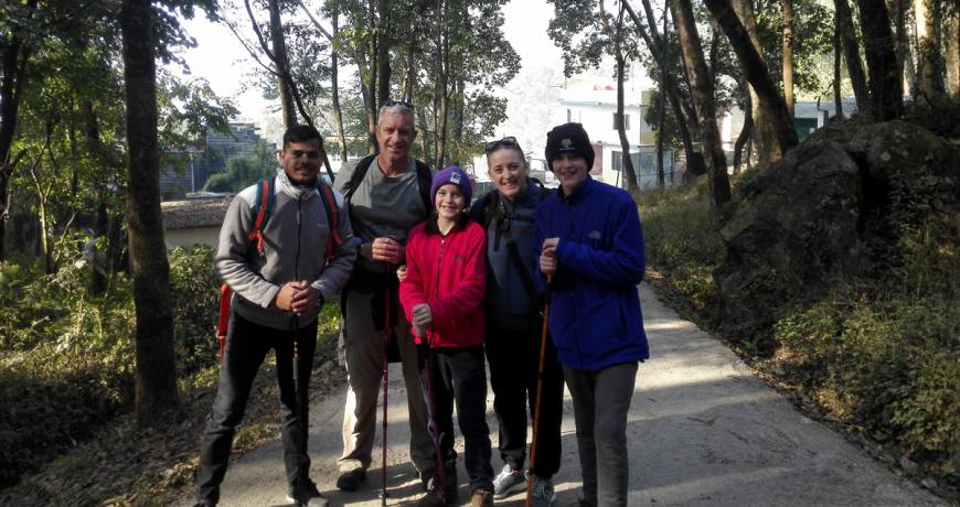 Shivapuri Day Hike