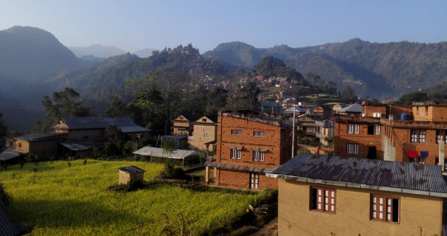 Village Tour and Cultural Exploration in Nepal