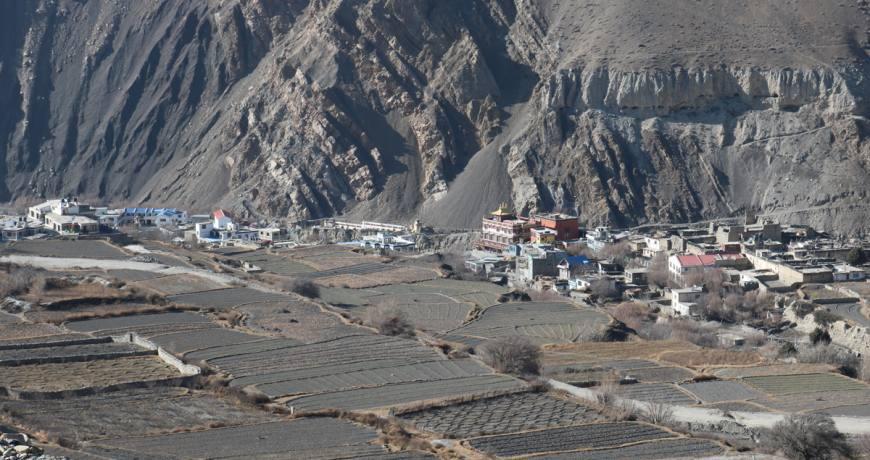Jomsom Muktinath Trekking Trail