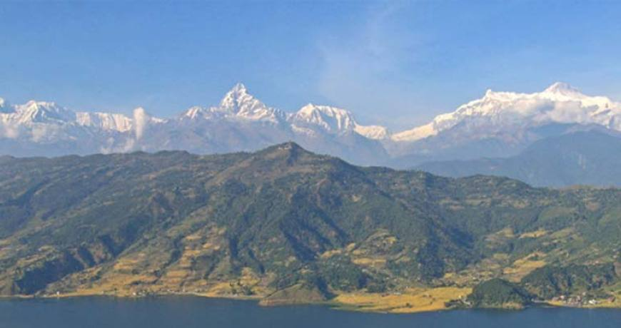 Views from Pokhara